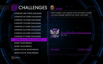 Challenge 09 Complete All Other Challenges