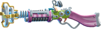 SRIV Shotguns - Pump-Action Shotgun - Kardak Lasershot - Genki