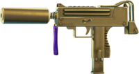 SRIV SMGs - Rapid-Fire SMG - Magna 10mm - Gold-Plated