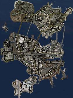 Map SR2 Firetruck