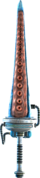 SRIV Melee - Tentacle Bat - Violator - Blue Tentacle