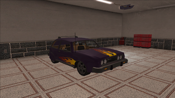 Saints Row variants - Slingshot - Gang 3SS lvl2 - front right