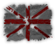Saints Row 2 clothing logo - britflag