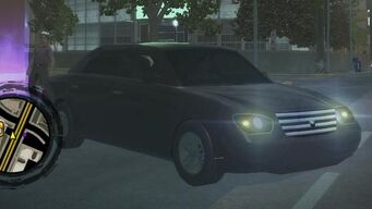 Socialite - front right with lights in Saints Row 2