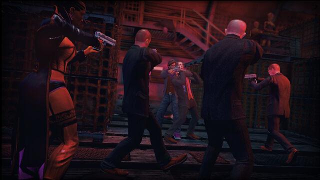 File:Human Shield during I'm Free - Free Falling - Saints Row The Third promo.jpg