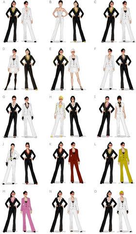 File:Viola and Kiki DeWynter concept art - 15 alternate outfits.jpg