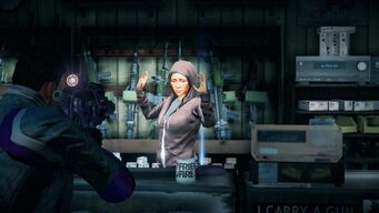 Hold Ups - Friendly Fire in Saints Row IV
