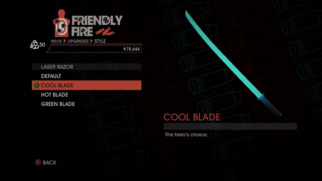 File:Weapon - Melee - Energy Sword - Laser Razor - Cool Blade.png