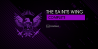 The Saints Wing