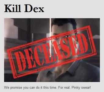Dead Man Dex