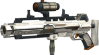 Viper Laser Rifle - Level 3 model