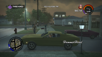 Hammerhead - left in Saints Row 2