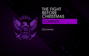 HtSSC The Fight before Christmas complete