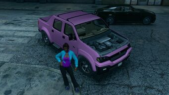 Criminal - front right without hood in Saints Row The Third