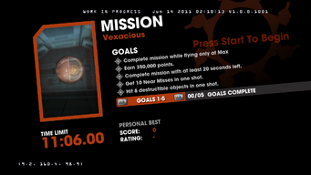 Saints Row Money Shot Mission objectives - Vexacious