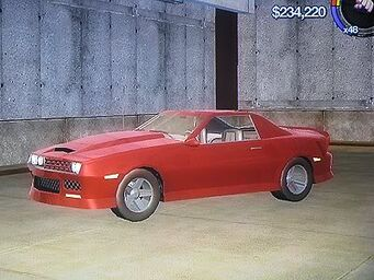 Magma front left in Saints Row 2