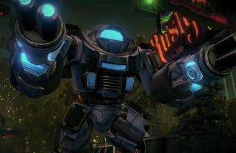 Mech - PAX gameplay video