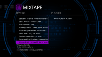 Four 20 103.6 - last 9 tracks of Track List in Saints Row IV