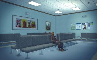 Stilwater Memorial Hospital - waiting room