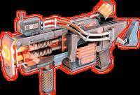 SRGooH weapon rifle Lava Cannon