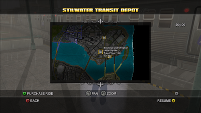Stilwater Transit - Business District Station