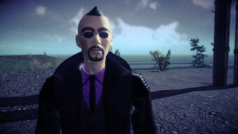 Donnie Saints Row IV Appearance as homie