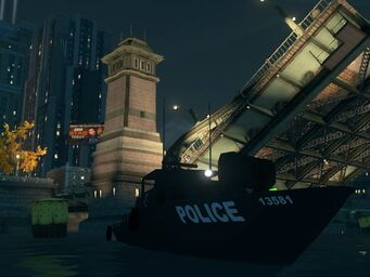 Commander - Police variant - front right in Saints Row The Third