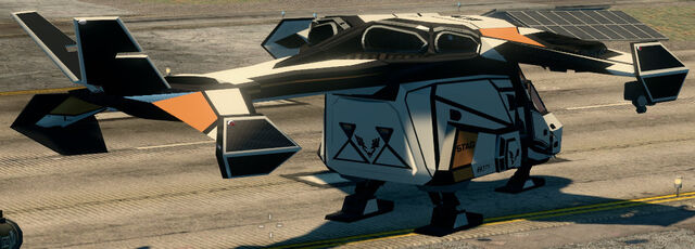 File:Condor - parked - rear right in Saints Row The Third.jpg
