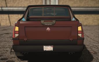 Saints Row IV variants - Criminal Average - rear