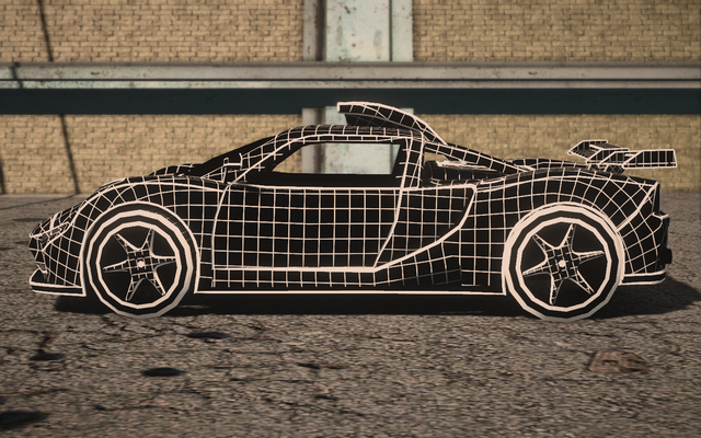 File:Saints Row IV variants - Wireframe Peacemaker Chopshop - side.png