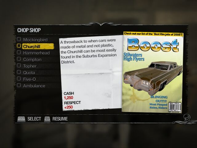 File:Churchill - Suburbs Chop Shop list in Saints Row 2.jpg