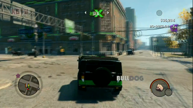 File:Bulldog logo in a trailer for Saints Row The Third.png