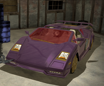 Gang Customization in Saints Row 2 - Superiore