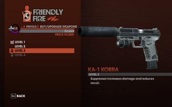 KA-1 Kobra - Level 3 description