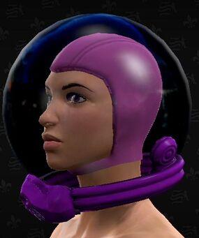 SRTT Clothing - Space Princess helmet
