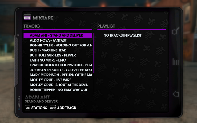 File:The Mix 107.77 - Saints Row The Third tracklist - top.png