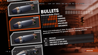Saints Row Money Shot Bullet - Squiffy