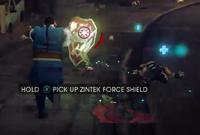 Weapon Temp Zintek force shield SRIV livestream
