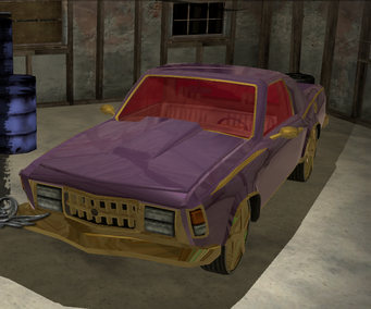 Gang Customization in Saints Row 2 - La Fuerza