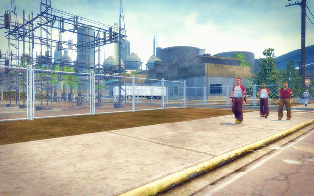 File:Truck Yard in Saints Row 2 - substation.jpg