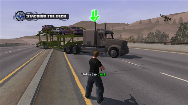 File:Stacking the Deck objective - Get in the truck.png