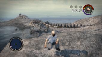 Bone Island - Skeleton full