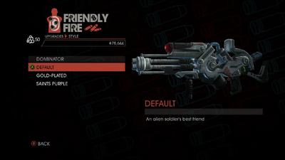 Weapon - Rifles - Alien Rifle - Dominator - Default