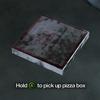 Improvised Weapon - pizza box - University Loft