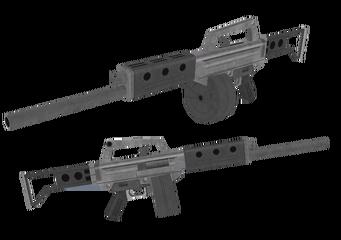 AS14 Hammer model