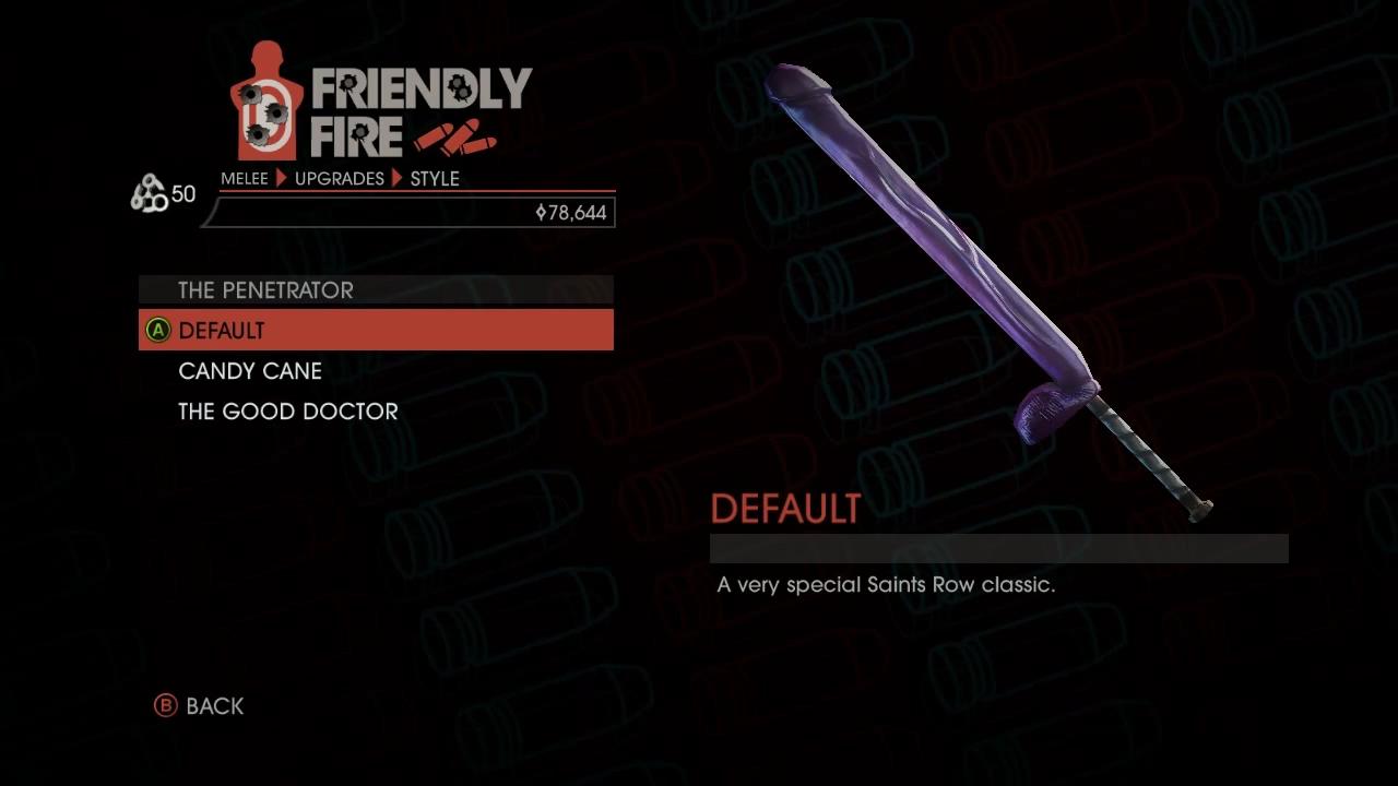 Image - Weapon - Melee - Dildo Bat - The Penetrator ...
