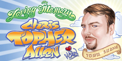 Topher - Chris Topher Allen RIP banner