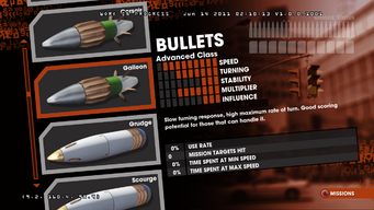 Saints Row Money Shot Bullet - Galleon