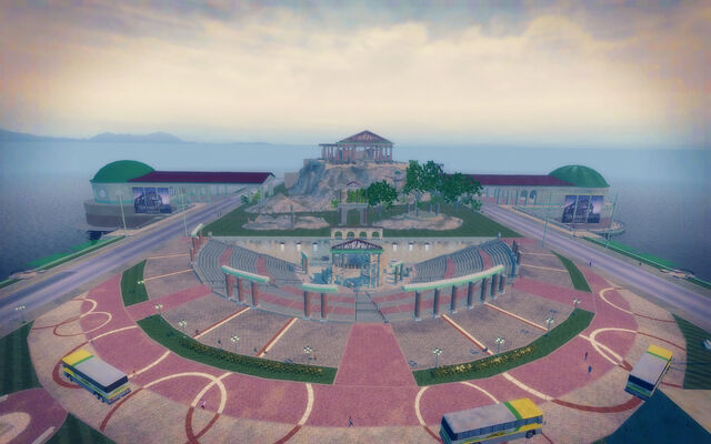 File:Amberbrook in Saints Row 2 - north view from top of Buy Jove.jpg