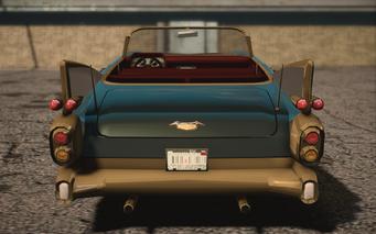 Saints Row IV variants - Hollywood Ultimate - rear